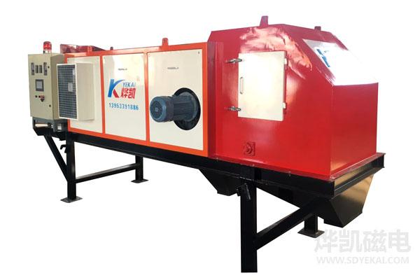 磁选机,18新利登录,涡电流分选机,永磁滚筒,磁选设备,山东烨凯磁电